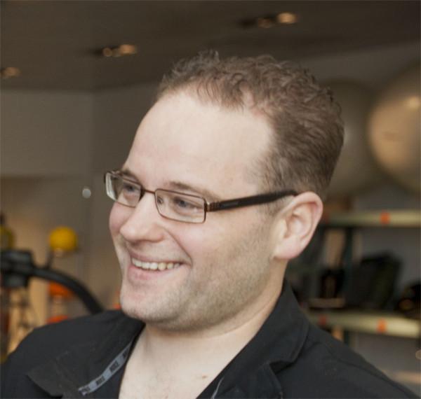 Foto van Sander Mechielsen, personal trainer